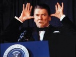 Ronald Reagan: Patron Saint Of The Tea Party?