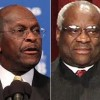 Clarence Thomas And Herman Cain: The Only Two Black Men To Have Ever Experienced Racism In America