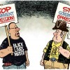 REPUBLICANS AND TEA PARTY MISSING IN ACTION ON GOVERNMENT OPPRESSION